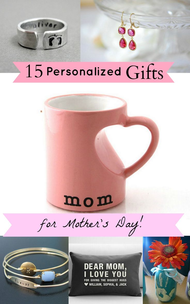 15 Personalized Mother S Day Gifts Happy Mother 39 S Day