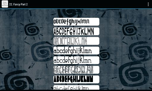 Beautiful fonts that work for your phone.<br>This app is designed to install beautiful fonts on your phone. You can download and use fonts to cutify your phone . It 's super easy to change your phone's font.!<br>This app assembles fonts of differrent styles and is very easy to be applied. Make your font different and change with your mood.<br>The best Font Installer on Android !<br>Main functions:<br><br>*1.Support Galaxy phone to change font (No root needed)<br>*2.Support HTC,