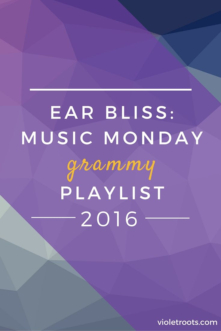 The 2016 Grammy Nominees are out! Who do you think deserves to walk away with the win? Check out my thoughts on the awards and some music!