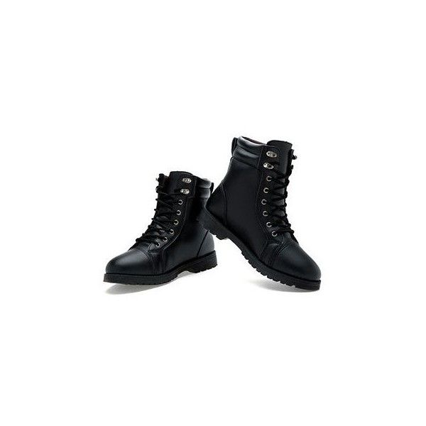 Lace-Up Ankle Boots ($68) ❤ liked on Polyvore featuring shoes, boots, ankle booties, footware, brown lace up boots, short boots, brown boots, bootie boots and lace up booties