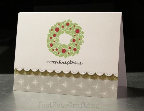 Make The Day Special Stamp Store Blog: In Bloom: Hollies festive florals