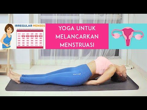 Haid Tidak Teratur Lancar Ini Latihan Yoga Untuk Melancarkan Haid Menstruasi Yoga Pemula Youtube Di 2021 Yoga Pemula Latihan Yoga Yoga