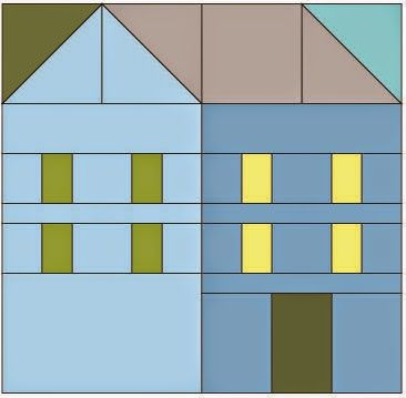Block 1 - Hillside House QAL