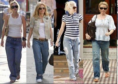 boyfriend jeans curvy - Cerca con Google