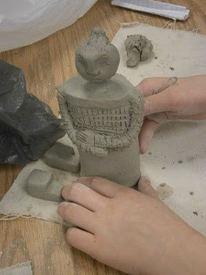 Ancient China cross-circular idea! Terracotta warrior is a very momentum sculpture in the history of China. If you are teaching the Qin Dynasty, it is a great hands-on activity.