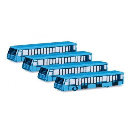 Scale 1:500 apron bus Herpa 521014