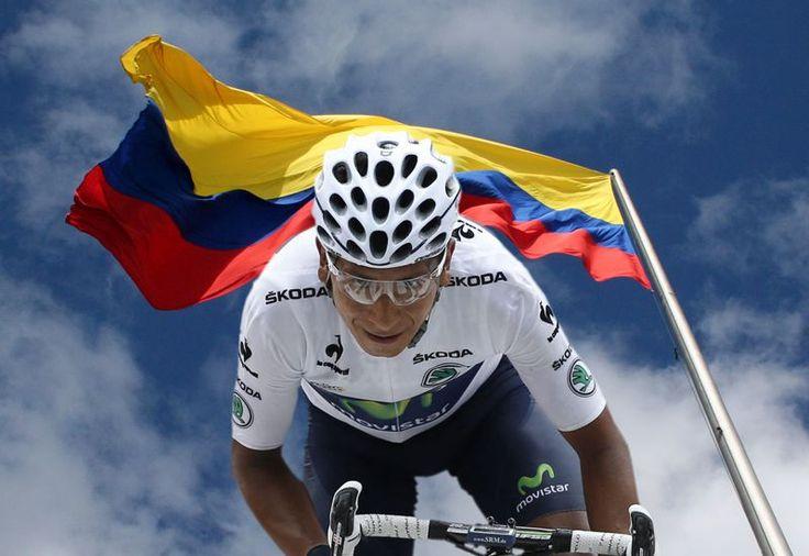 EL DÍA DE LA INDEPENDENCIA. Nairo hace historia en el Tour de Francia.  Imperturbable, inalterable, entero, inmutable, inconmovible, impertérrito, impávido, impasible, estoico, inquebrantable e indestructible lució hoy el colombiano Nairo Quintana en la última etapa con montaña del Tour de Francia al llegar primero y ubicarse segundo en la clasificación general, ganar el campeonato de la montaña y el campeonato de los jóvenes. http://www.revistagraderia.co/el-dia-de-la-independencia/