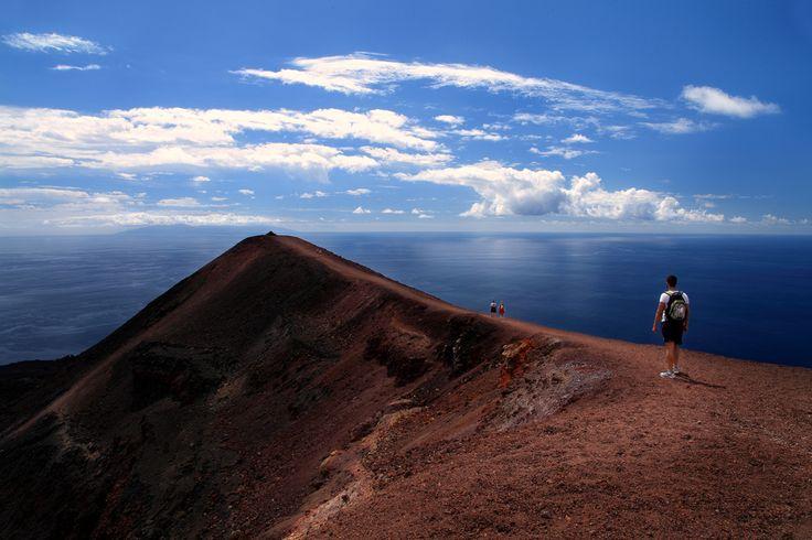 Volcanes de La Palma. / Autor: Van Marty. / Cedida por: Patronato de Turismo de La Palma.