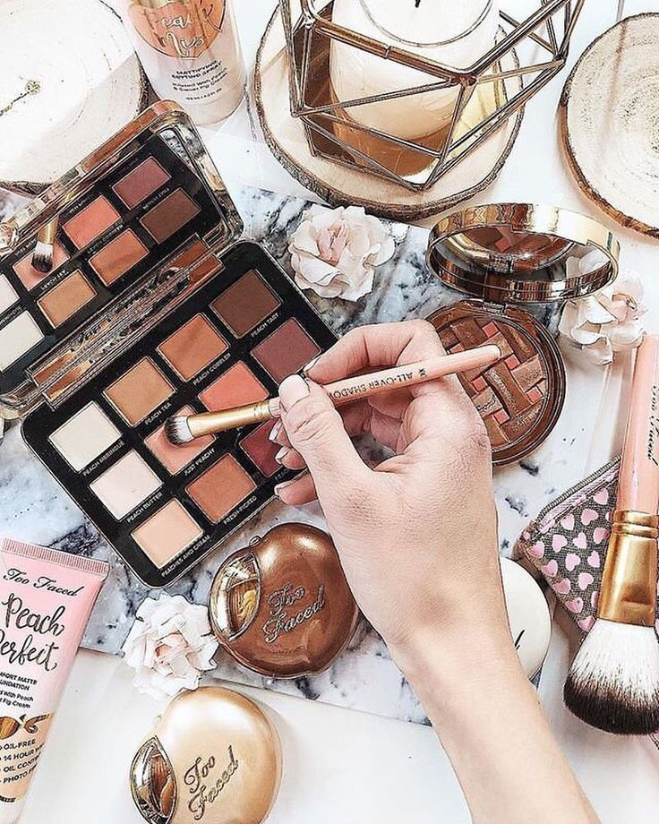 Too faced are so cute!