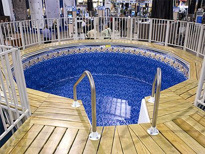 25 Best Ideas About Above Ground Pool Liners On Pinterest