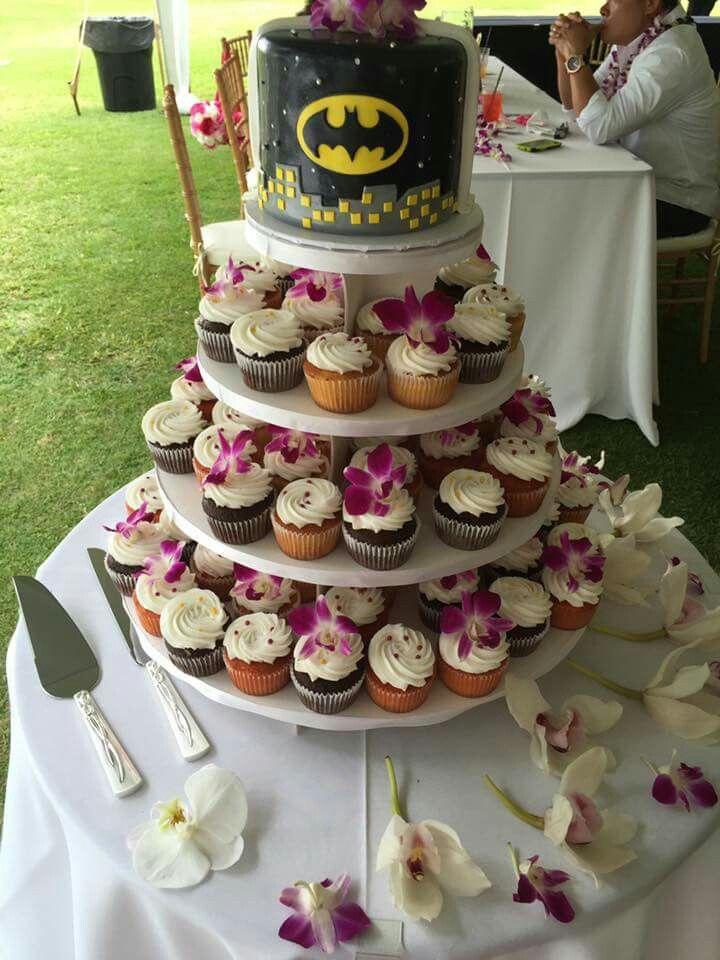 37 best When I Get Married Cake images on Pinterest Batman