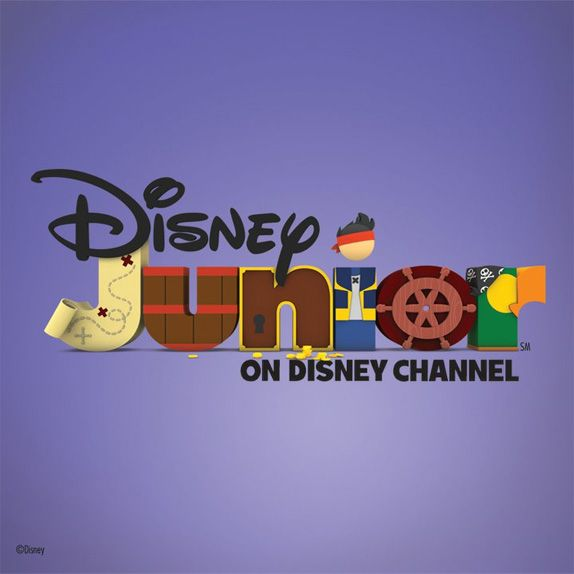 images of disney junior letters - Google Search