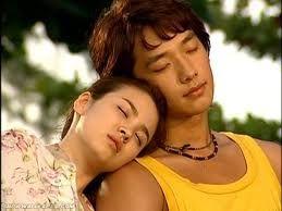 Han Ji-Eun and Lee Young-Jae