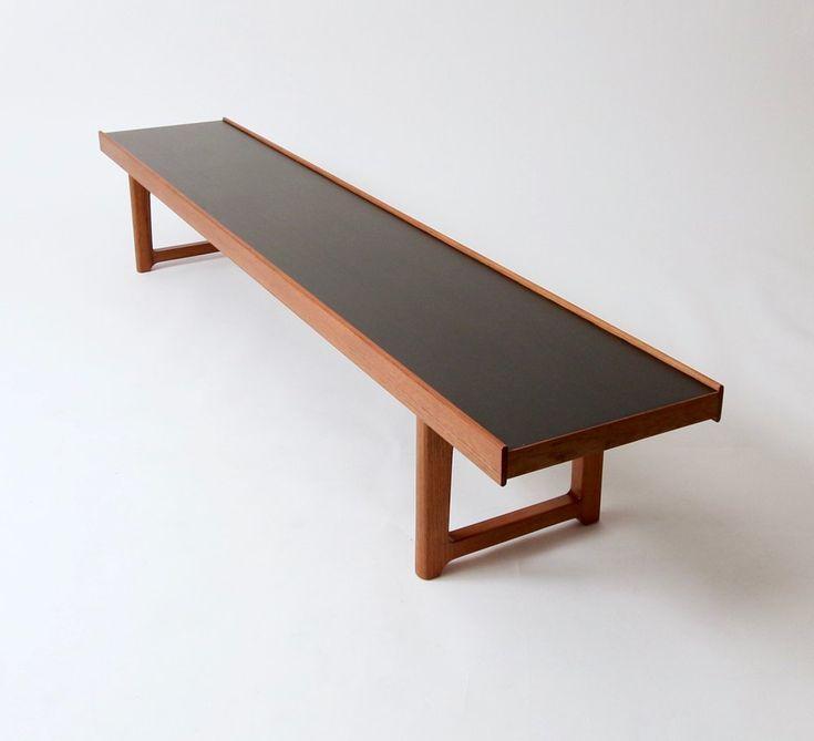 Torbjørn Afdal krobo bench bruksbo Form & Function, Norge.