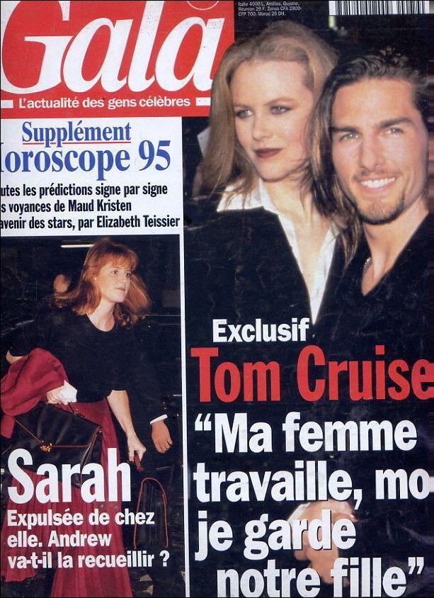 GALA N°79 de 1994 SARAH FERGUSON