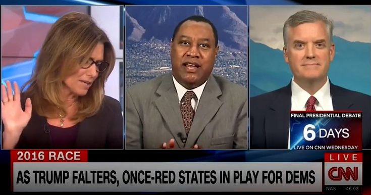 """CNN Anchor Shuts Down Comments on Bill Clinton's Illegitimate Son: """"I'm looking forward to the interview you have with Bill Clinton's illegitimate son,"""" guest says"""