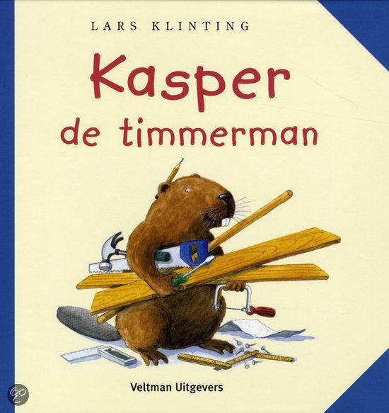 Kasper de timmerman - Lars Klinting (deeltje uit een serie)