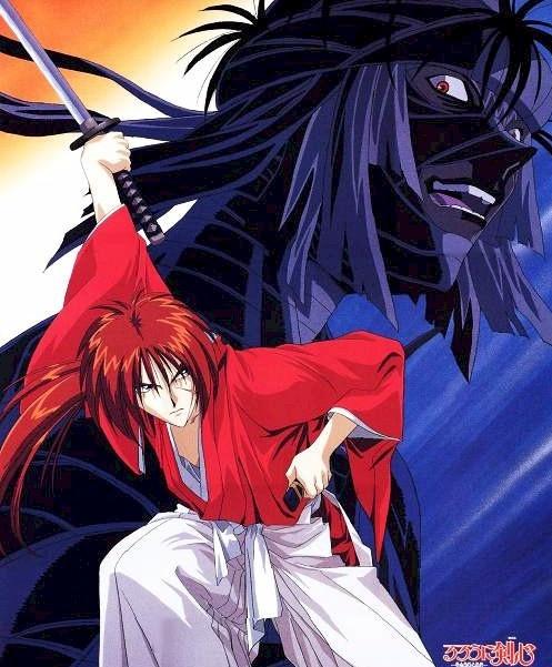 Kenshin Anime, Rurouni Kenshin