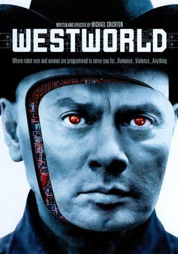 Westworld [P&S] [DVD] [1973]
