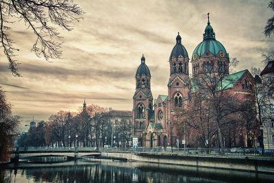 Ταξίδι στο Μόναχο