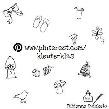 Verzameling lesideeën en ideeën om de thema's door te komen! Van knutselwerkjes tot werkbladen en tips om de klas in te richten. www.pinterest.com/kleuterklas