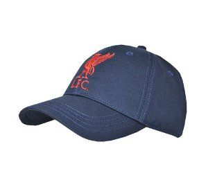 Official Liverpool FC Core Hat by Liverpool F.C.. $18.00. Features the Liverbird Liverpool FC Logo embroidered in Red. Navy adjustable cap.. Official Liverpool FC product. Imported from the UK. 100% cotton. Show your support for Liverpool FC with this awesome Navy baseball cap!  Official Liverpool FC product!  Open back adjusts to fit your head size.