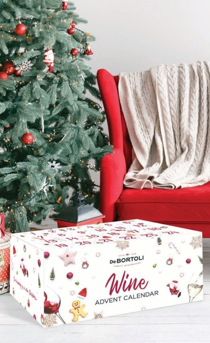 The De Bortoli Wine Advent Calendar 2019 Is Here Wine Advent Calendar Harry Potter Advent Calendar Alcohol Advent Calendar