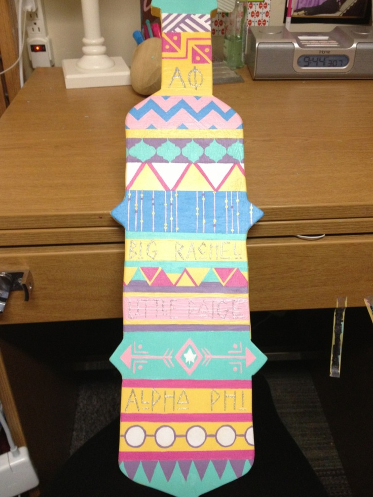 Best Sorority Paddle Design Ideas Gallery - Home Design Ideas ...