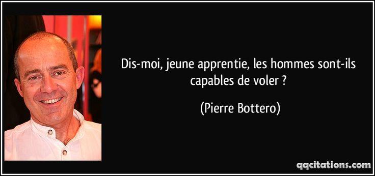 Dis-moi, jeune apprentie, les hommes sont-ils capables de voler ? (Pierre Bottero) #citations #PierreBottero