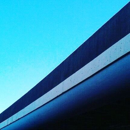 Fancy B autobahn architecture beton brutalism bridge design sky