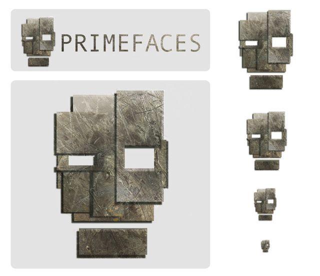 Propuesta logotipo Primefaces.