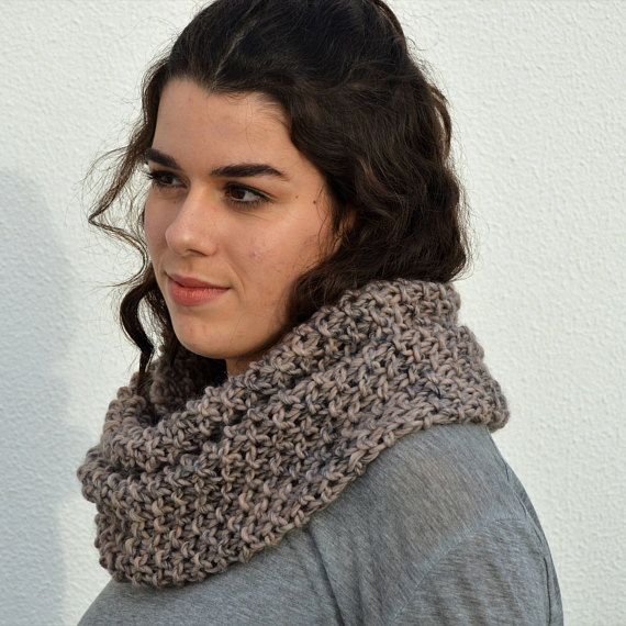 Check out this item in my Etsy shop https://www.etsy.com/listing/256144943/cowl-scarf-unisex-handknitted-in-rice
