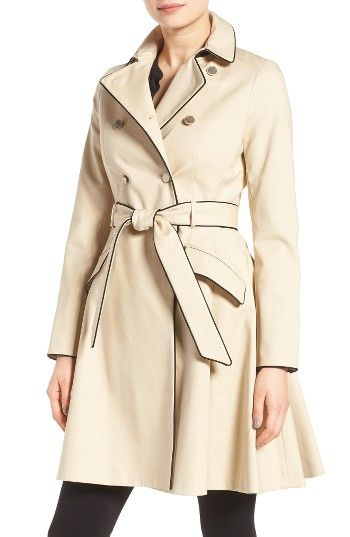Alternate Image 1 Selected - Ted Baker London Piped Belted A-Line Macintosh CoatAlternate Image 1 Selected - Ted Baker London Piped Belted A-Line Macintosh Coat Alternate Image 2 - Ted Baker London Piped Belted A-Line Macintosh CoatAlternate Image 2  - Ted Baker London Piped Belted A-Line Macintosh Coat Alternate Image 3 - Ted Baker London Piped Belted A-Line Macintosh CoatAlternate Image 3  - Ted Baker London Piped Belted A-Line Macintosh Coat Alternate Image 4 - Ted Baker London Piped…