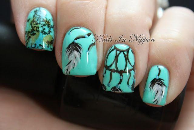 Native American Nails