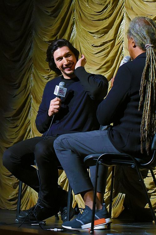 At the Film Independent screening of 'Paterson' on November 15, 2016.