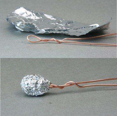 building an armature for a doll