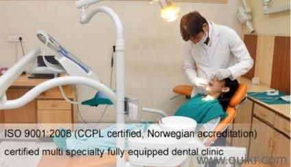 You can find marudhar dental clinic on Quikr.