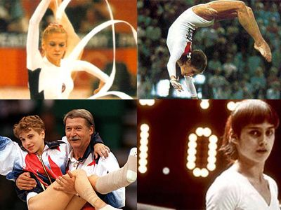 The Most Amazing Moments In Olympic Gymnastics History