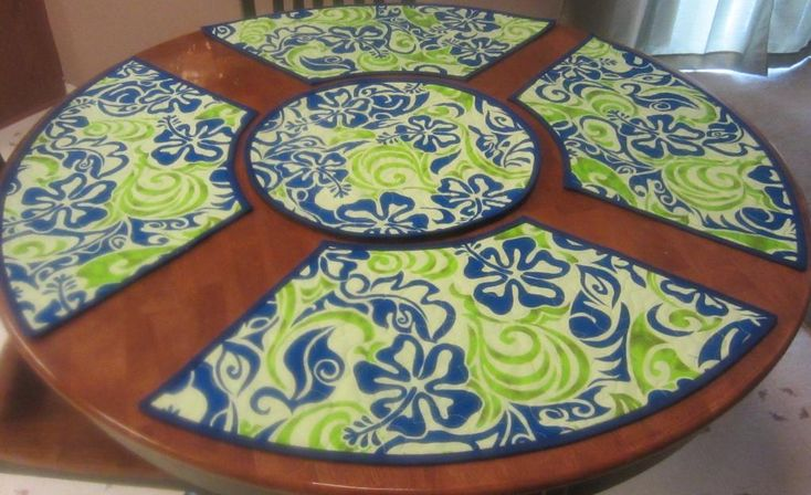 17 Best Ideas About Placemats For Round Table On Pinterest