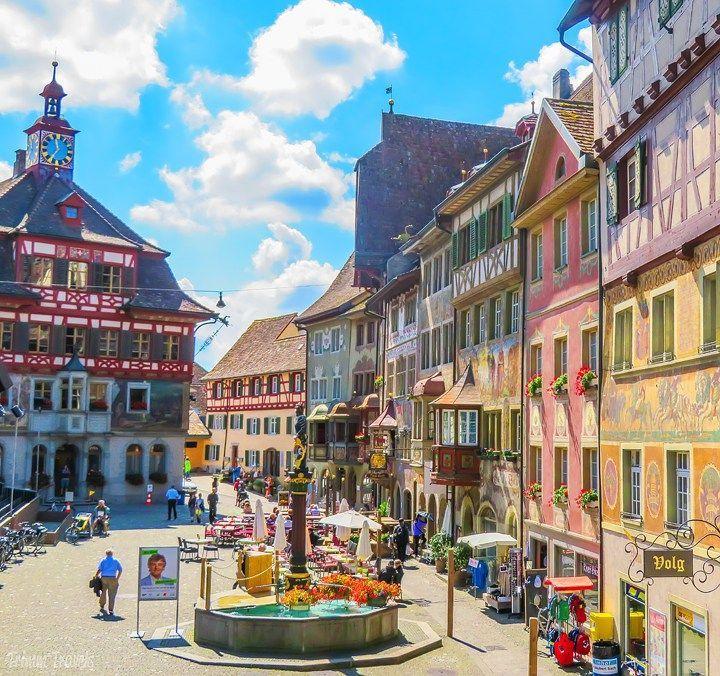 Stein Am Rhein And Rhine Falls The Ultimate Day Trip From Zurich