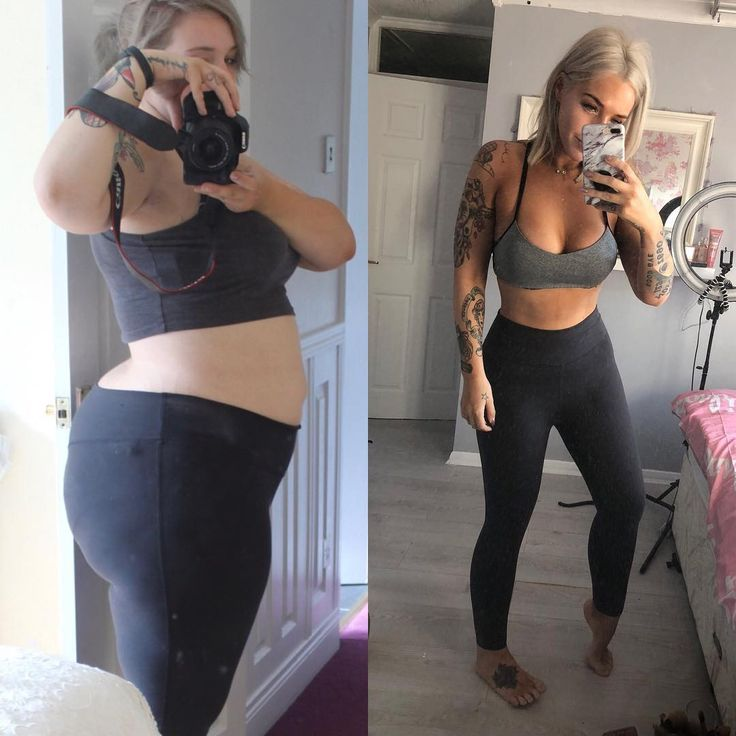 Мотивационное видео похудение