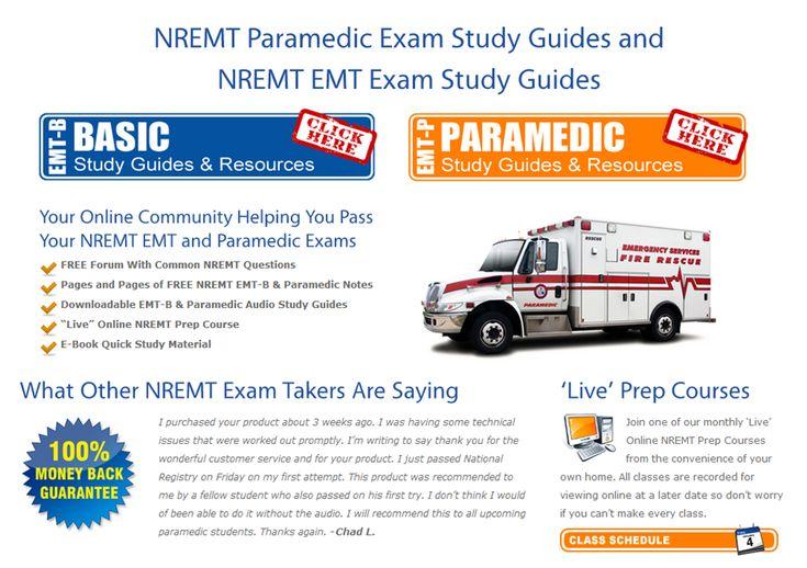 Kaplan NREMT Paramedic Study Guide Flashcards | Quizlet