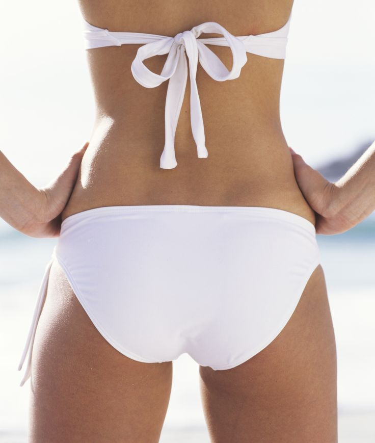 8 exercises to tighten your thighs and butt.