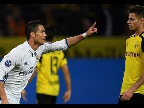 Euro Champion League Real Madrid vs Borussia Dortmund 2-2 All Goals & Hi...