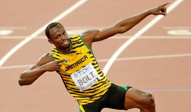 Welcome to Uche's Diaries: Usain Bolt wins third Olympic ...