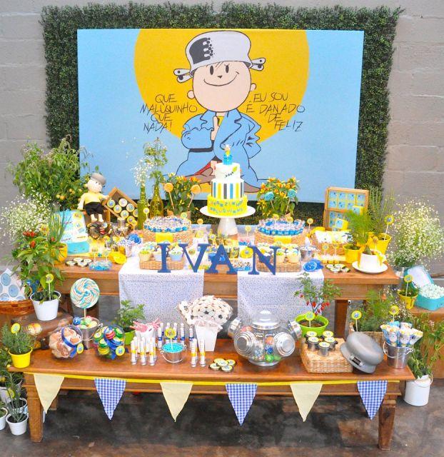 30 best festa infantil images on pinterest events fotografia and encontrando ideias festa menino maluquinho altavistaventures Gallery