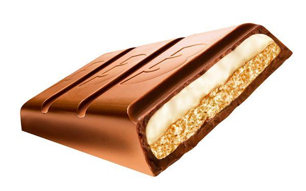 chocolate bars 3Bit, Alpen Gold & I love Milka on Behance