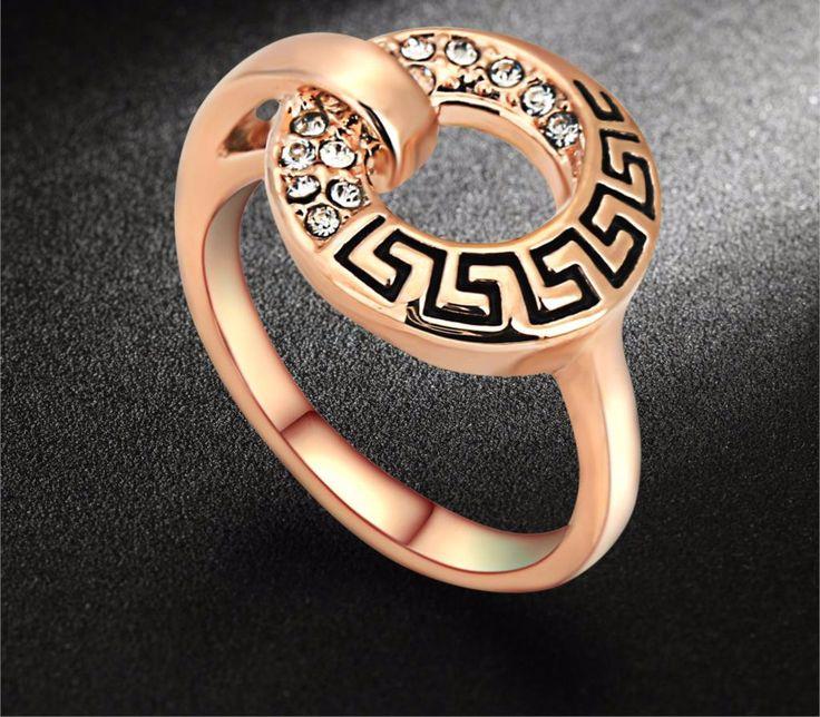 DD Aztec Ring