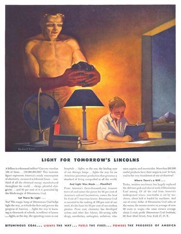 Bituminous Coal Publication Date: 1945