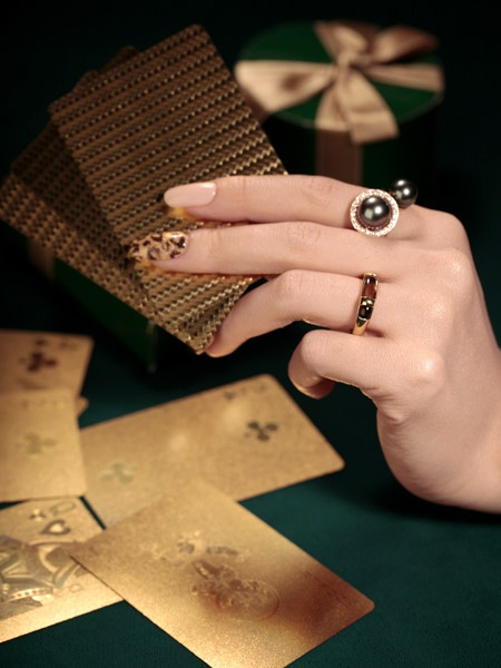 jewelry × nail